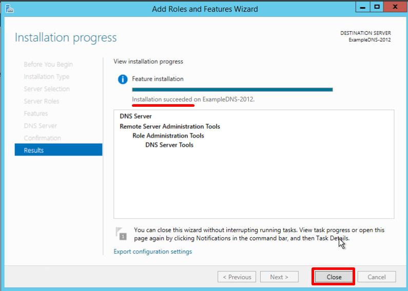 Настройка DNS сервера на Windows Server 2012 и старше 29 screenshot 21 2