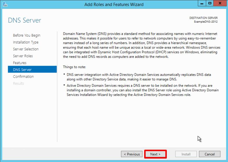 Настройка DNS сервера на Windows Server 2012 и старше 46 screenshot 19 2