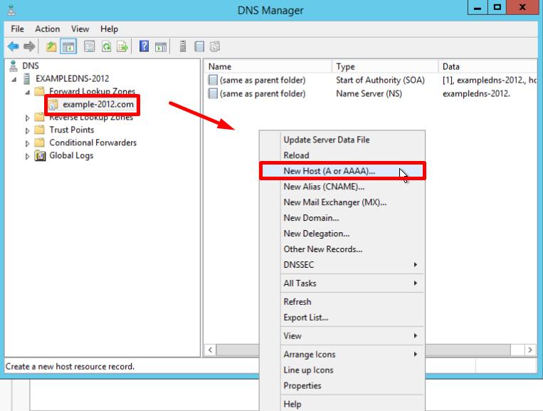 Настройка DNS сервера на Windows Server 2012 и старше 48 screenshot 42