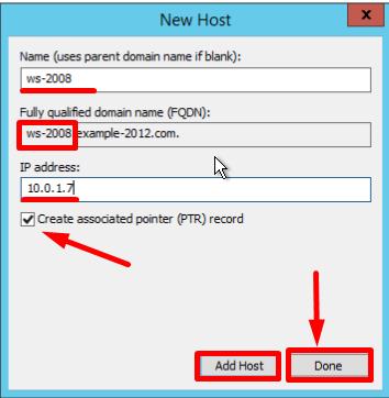 Настройка DNS сервера на Windows Server 2012 и старше 51 screenshot 44