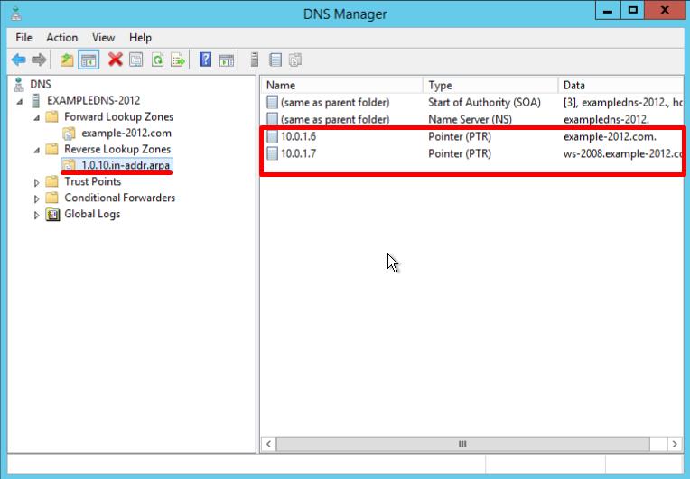Настройка DNS сервера на Windows Server 2012 и старше 54 screenshot 46