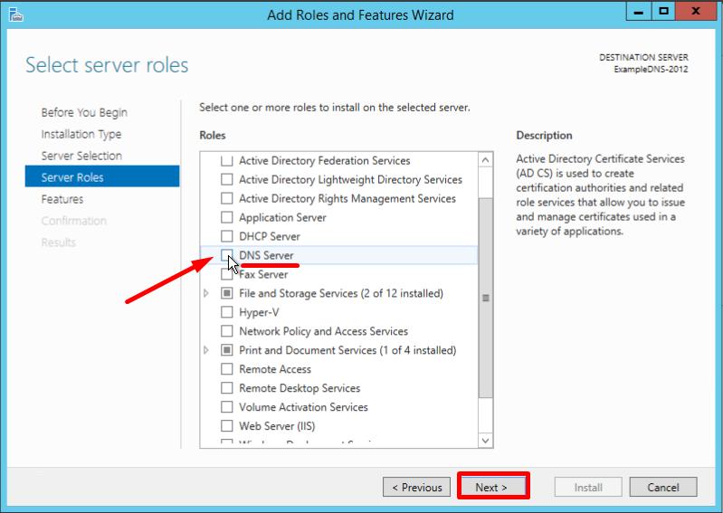 Настройка DNS сервера на Windows Server 2012 и старше 77 screenshot 16 2