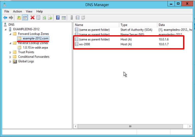 Настройка DNS сервера на Windows Server 2012 и старше 91 screenshot 45